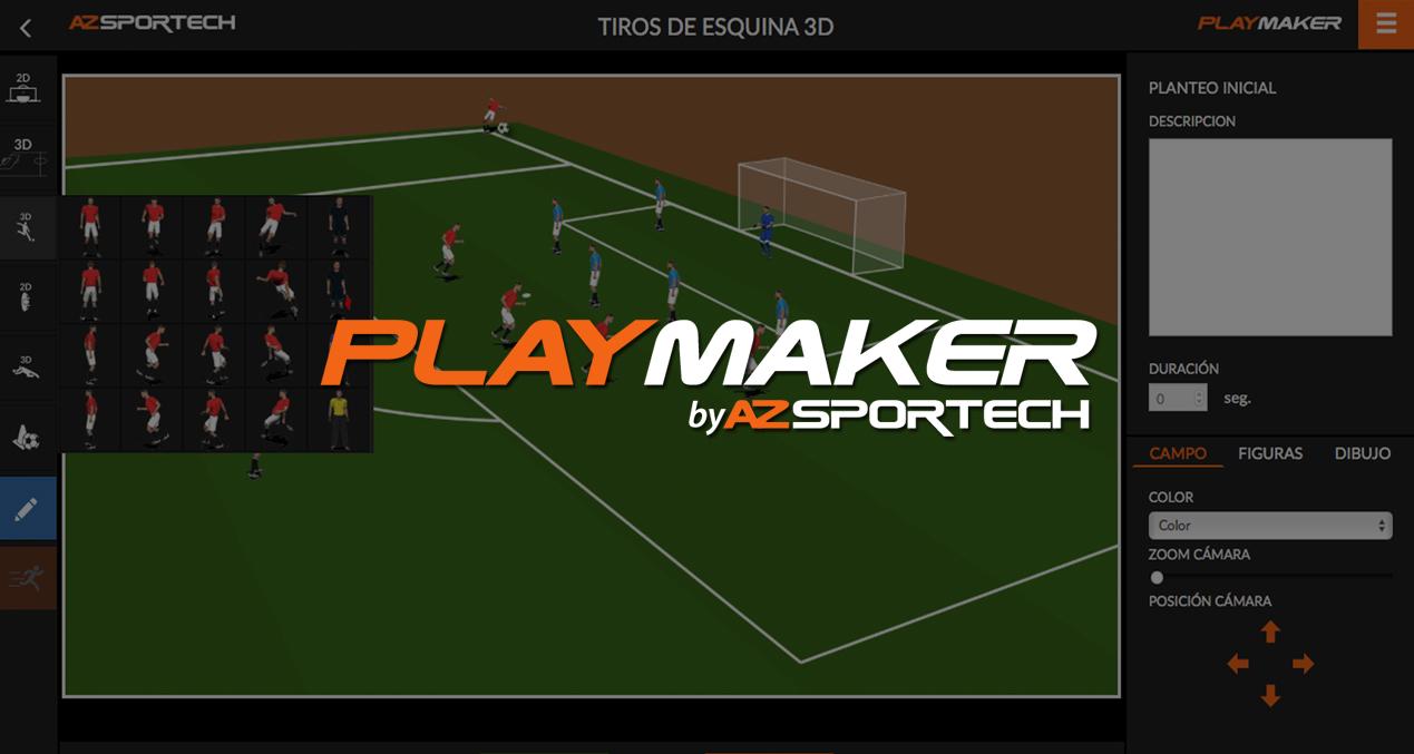 AZsportech playmaker