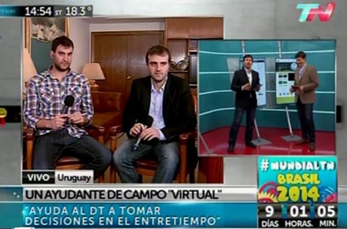 azsportech uruguay