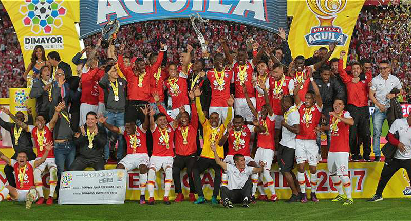 AZsportech - Santa Fe Campeon Superliga