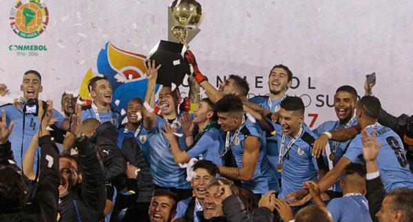 AZsportech - Uruguay sub 20 campeon