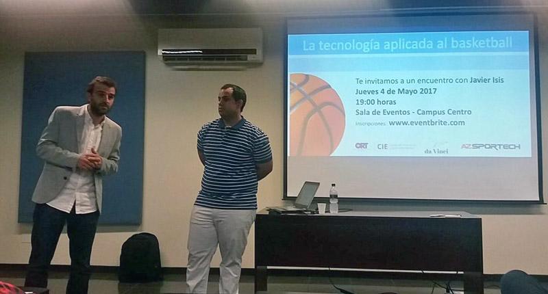 AZsportech - Tecnología aplicada al Basketball