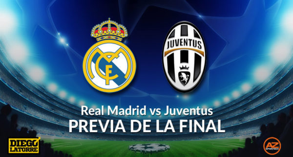 AZsportech - Real Madrid vs Juventus