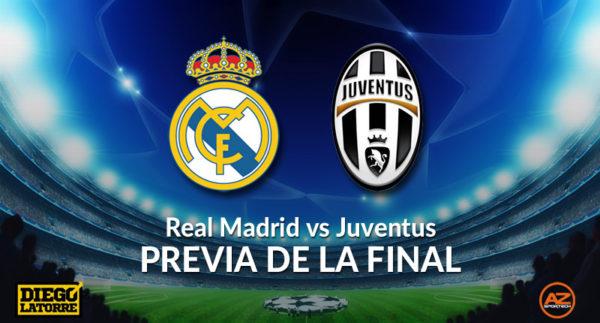 AZsportech - Real Madrid vs Juventus