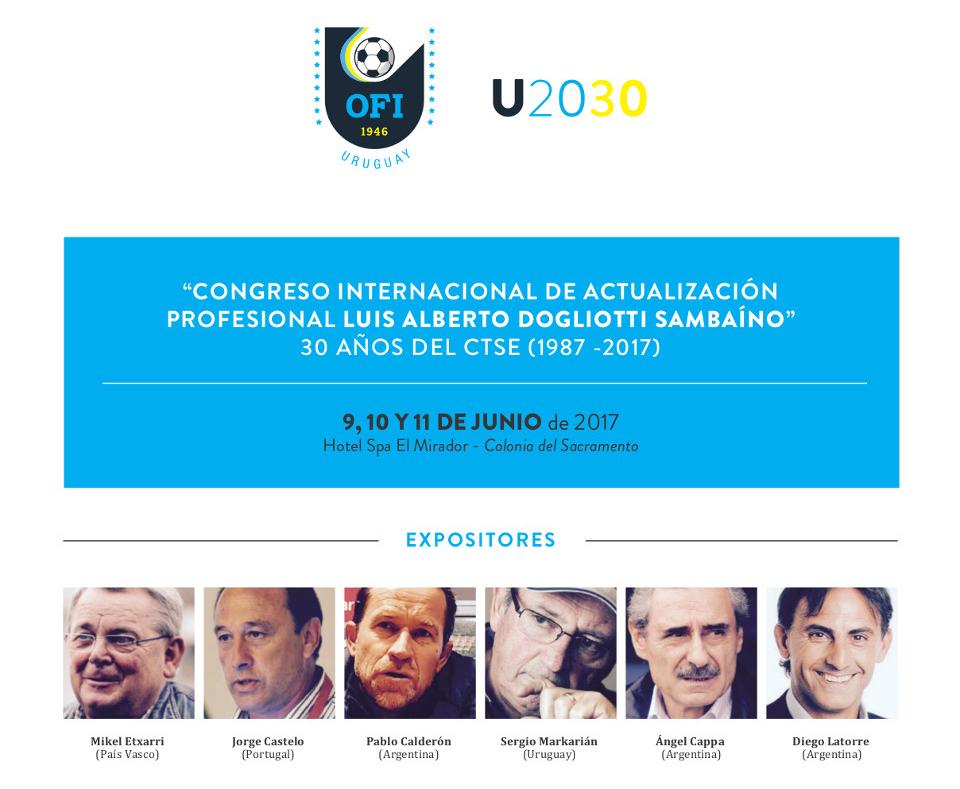 Congreso OFI - programa