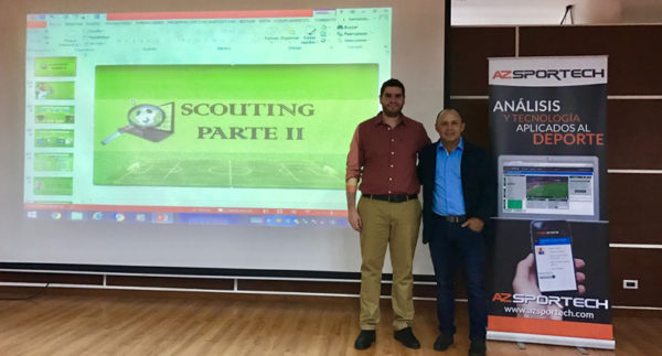 Scouting y Video Analisis AZsportech