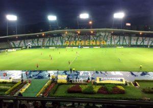 AZsportech recorre Estadios incorporando la tecnología en Colombia