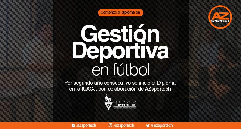 Diploma en Gerencia Deportiva en Fútbol