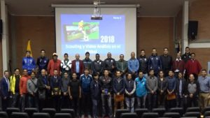 Certificación Internacional de Scouting y video análisis en fútbol en Quito