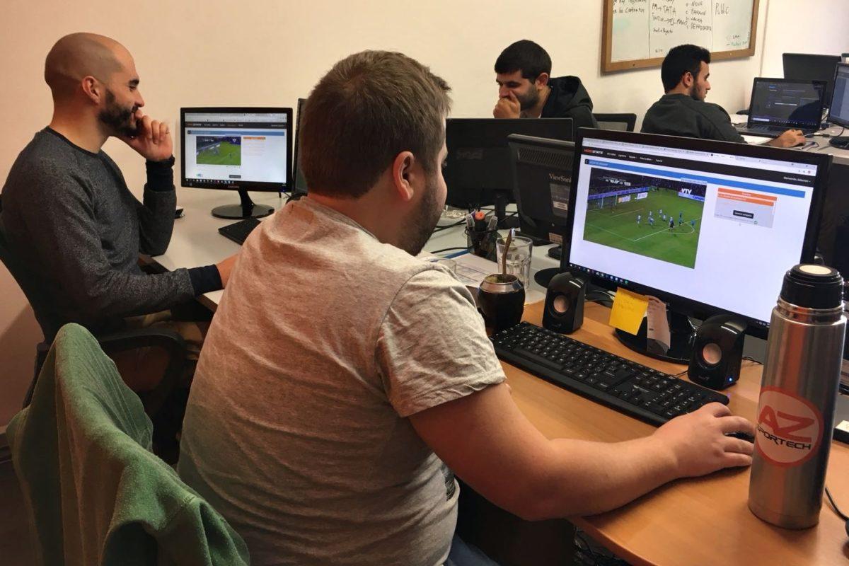 AZsportech preparando el Mundial